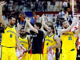 La selección australiana de baloncesto