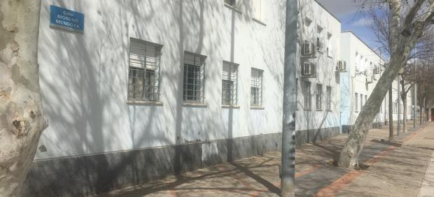 Viviendas plaza José María Lara en Jerez