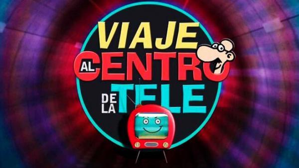 Logo de 'Viaje al centro de la tele'
