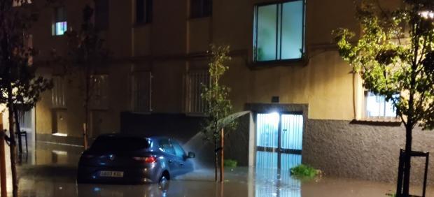 Inundaciones Barrio del Aeropuerto