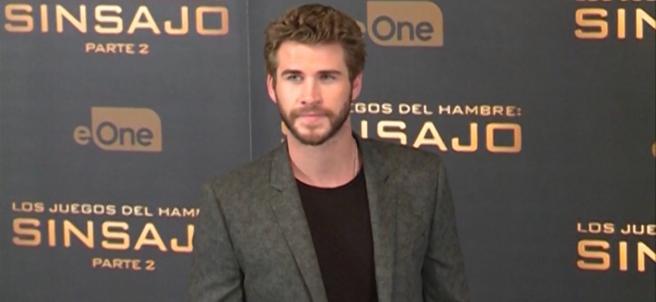 Liam Hemsworth se refugia con Elsa Pataky y su hermano Chris
