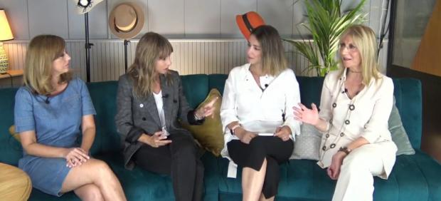 Debate en el canal de YouTube de Sandra Barneda