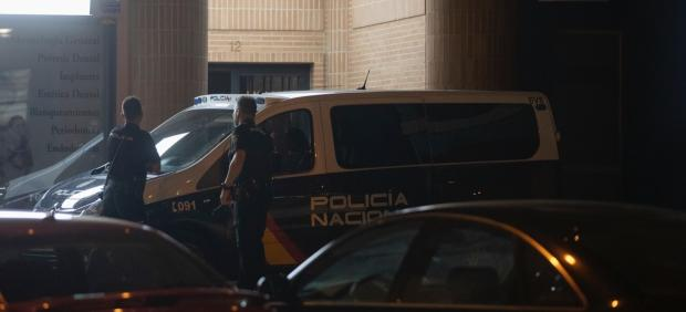 Detenida por el homicidio de su pareja en Zamora