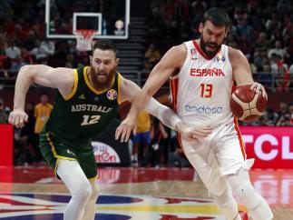 España busca la final del Mundial contra Australia
