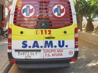 Imatge d'arxiu d'una SAMU