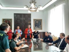 Reunión de coordinación en Orihuela