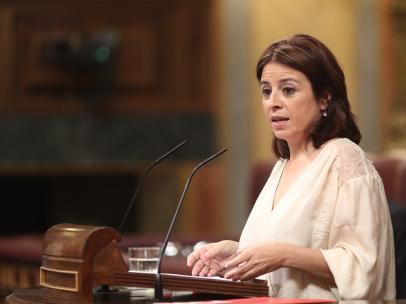 Lastra señala que la oferta de Iglesias anticipa una crisis de gobierno': 'No es