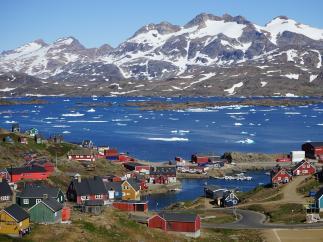 1. Groenlandia