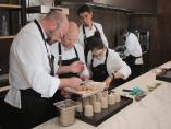 El chef daimieleño Rubén Sánchez se prepara para abrir el Restaurante Epílogo en Tomelloso, con el que aspira a conseguir Estrella Michelin