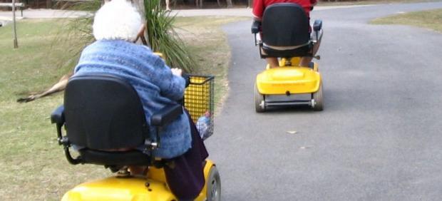 Vehículo de movilidad