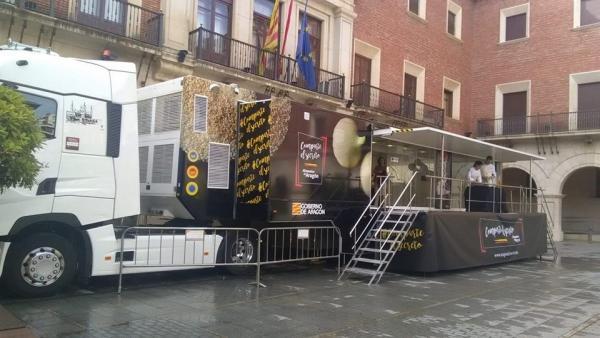Arranca la campaña C'alial on the road en Teruel.
