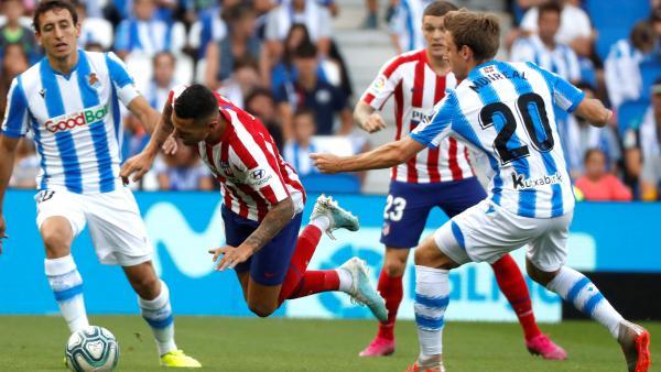 Real Sociedad vs Atlético de Madrid