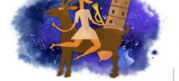 Cartel de la XI Fiesta de la Cabra Malagueña