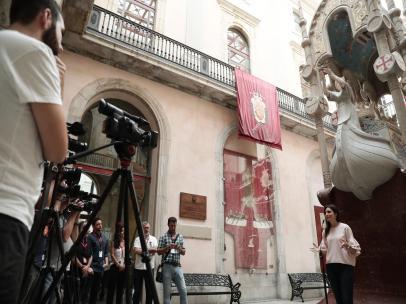 Declaraciones de Lorena Roldán (Cs) en Tarragona