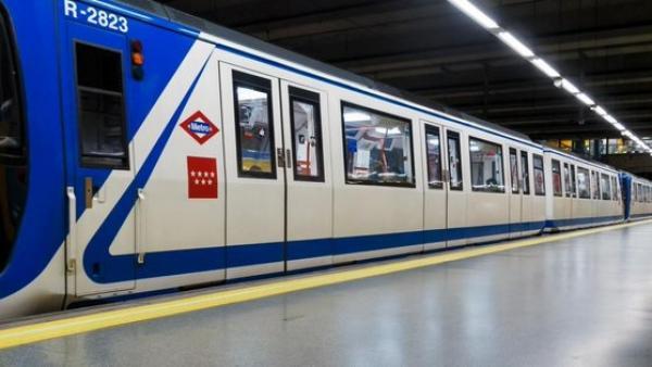 Imagen de archivo de Metro de Madrid.
