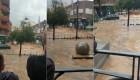 Las calles de Arganda del Rey vuelven a inundarse