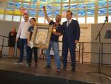 Ganador del concurso de paella de Sueca