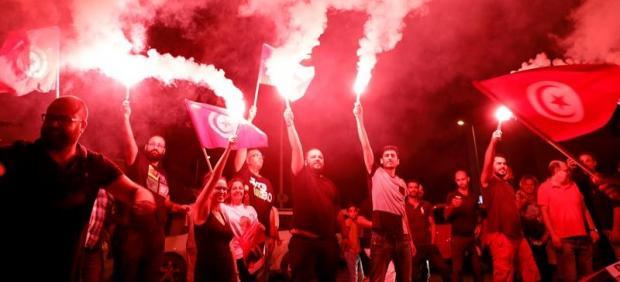 Elecciones presidenciales en Túnez