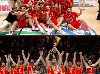La selección vuelve a ganar el oro mundial