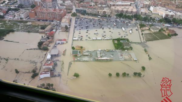 La Generalitat desplaça 130 tècnics a zones afectades pel temporal per a avaluar els danys en vivendes