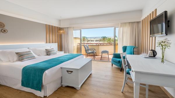 Habitación del Barceló Corralejo Bay (Fuerteventura)