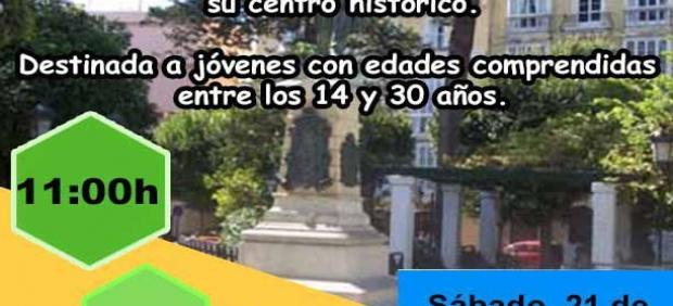 Actividad del IAJ en Cádiz