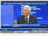 El comentarista italiano Luciano Passirani, despedido