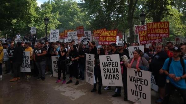 La industria del cigarro electrónico