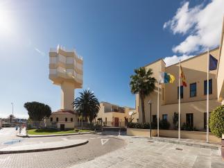 Centro de Control de ENAIRE en Gran Canaria