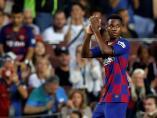 Ansu Fati, la nueva sensación del Barcelona