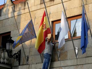 Crimen de Valga, Pontevedra