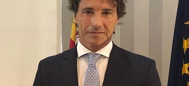 Foto de la web de la Comunidad del secretario general de Emergencias, Pablo Ruiz Palacios