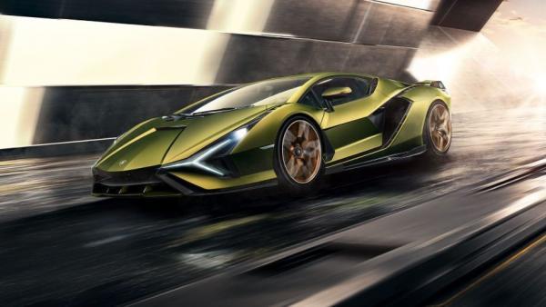 819 caballos de potencia: así es el híbrido más rápido de Lamborghini