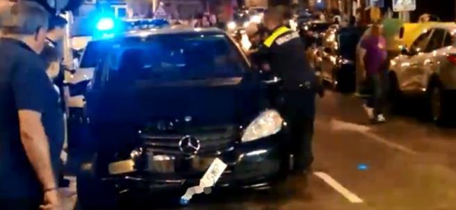 Detenido tras sembrar el pánico en Santurtzi