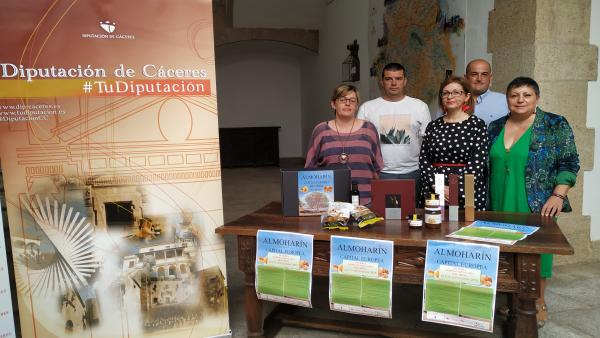Presentación de la III Feria Agroalimentaria del Higo de Almoharín