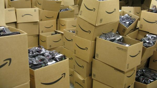 Cajas de Amazon