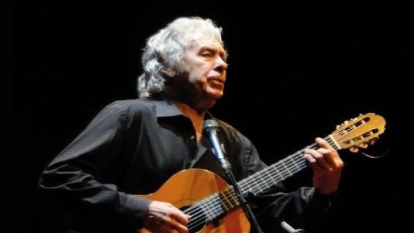 Paco Ibañez, en concierto