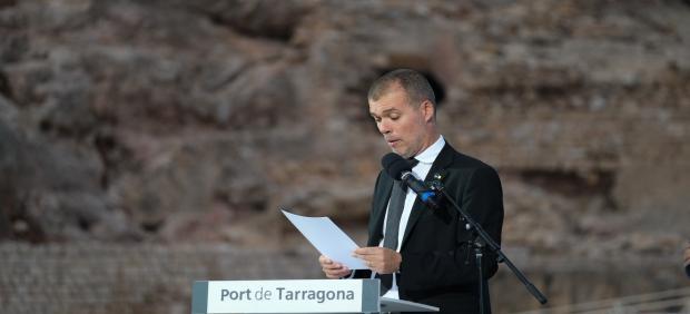 Josep Maria Cruset, presidente del Puerto de Tarragona