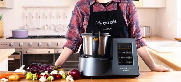 Robot de cocina inteligente Mycook