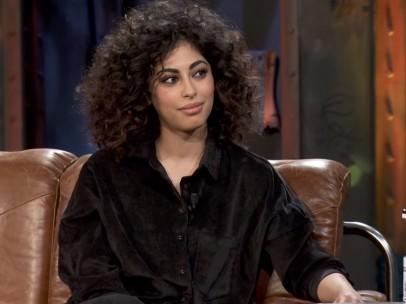 Mina El Hammani en 'La resistencia'
