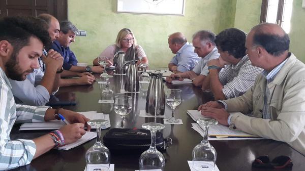 [Grupohuelva] Nota: Encuentro Alcaldesa Almonte Cepyme Almonte, El Rocio, Matalascañas