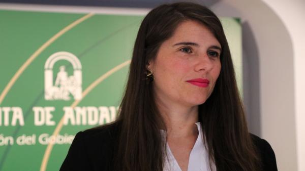 La delegada territorial de Agricultura, Ganadería, Pesca y Desarrollo Sostenible de la Junta en Córdoba, Araceli Cabello