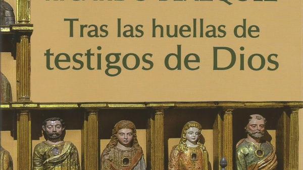 Portada del nuevo libro publicado por el arzobispo de Valladolid, Ricardo Blázquez.