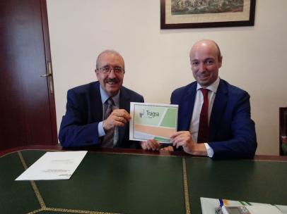 La Diputación de Teruel entra en el accionariado de la empresa pública Tragsa