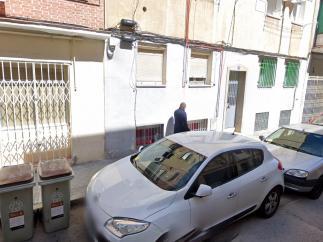 Vivienda ubicada en el número 15 de la calle Juan Pascual