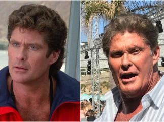Las estrellas de 'Los vigilantes de la playa', 30 años después