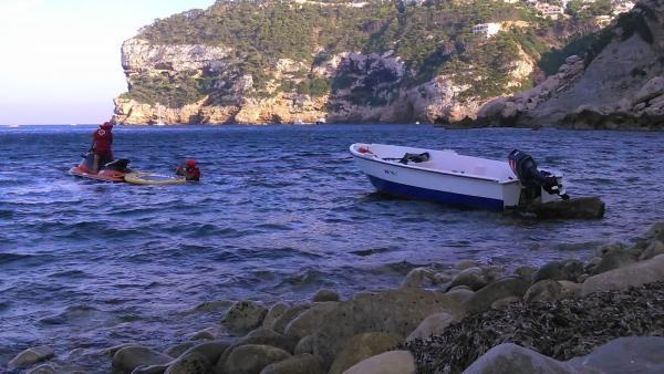 Arriben dues pasteres a Benitatxell i al Far de l'Albir