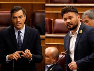 Sánchez - Rufián