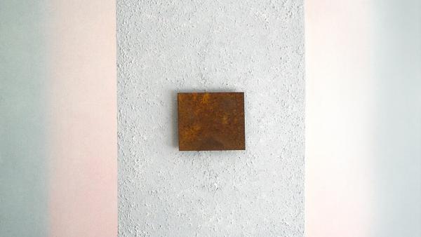 La 'gran armonia' lírica de la pintora Pilar Abad llega a la sala de exposiciones Caja Rural de Aragón en Huesca
