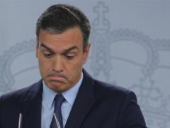 Sánchez, sin palabras
